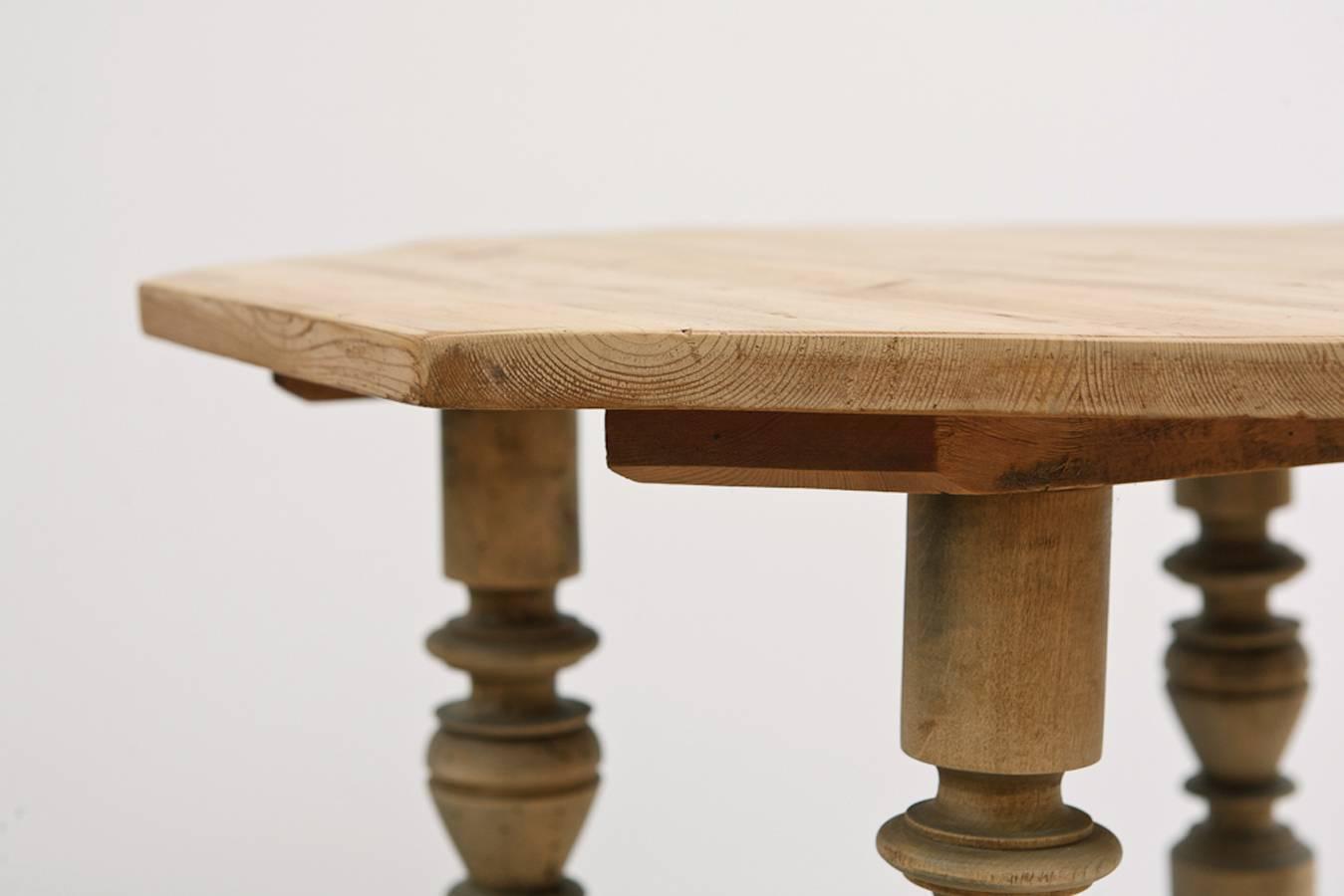 Turned Table Legs 60