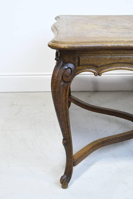 19th Century French Provincial Extension Dining Table In