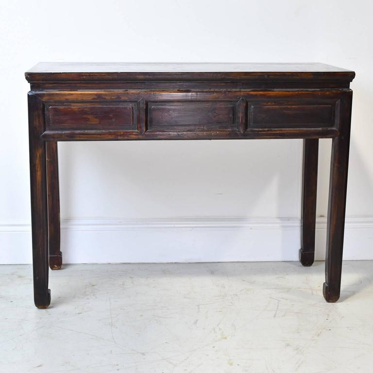 19th Century Qing Dynasty Chinese Sofa