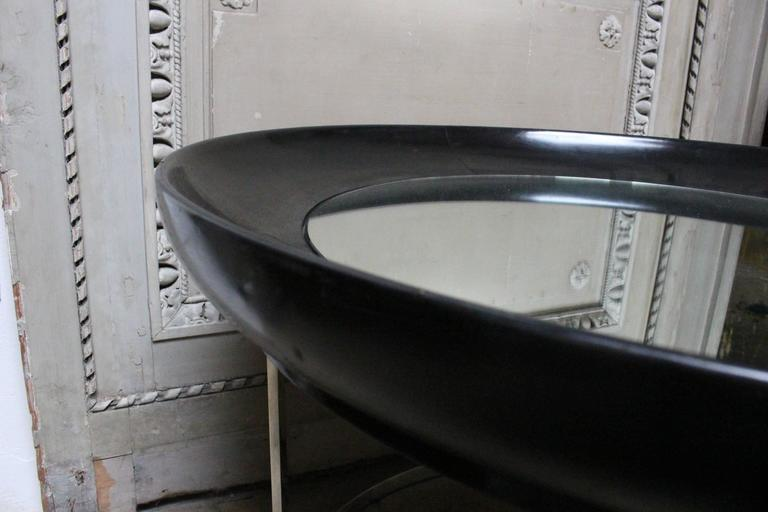French Round Modern Cocktail Table 6