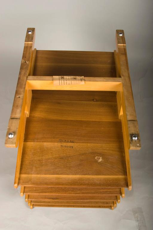 Magazine Tree Table by Edward Wormley for Dunbar, Model # 4765 In Excellent Condition For Sale In San Francisco, CA