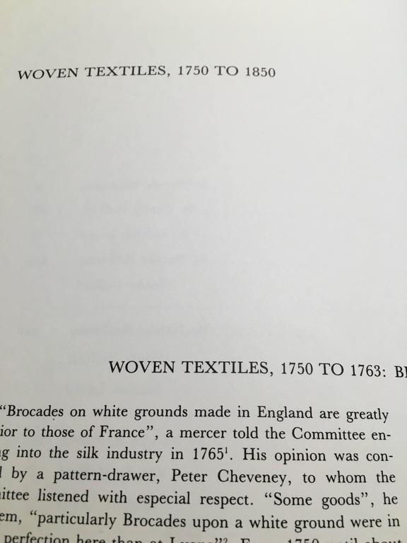Set of Three Folio Books on Textile Design, 1980 For Sale 4