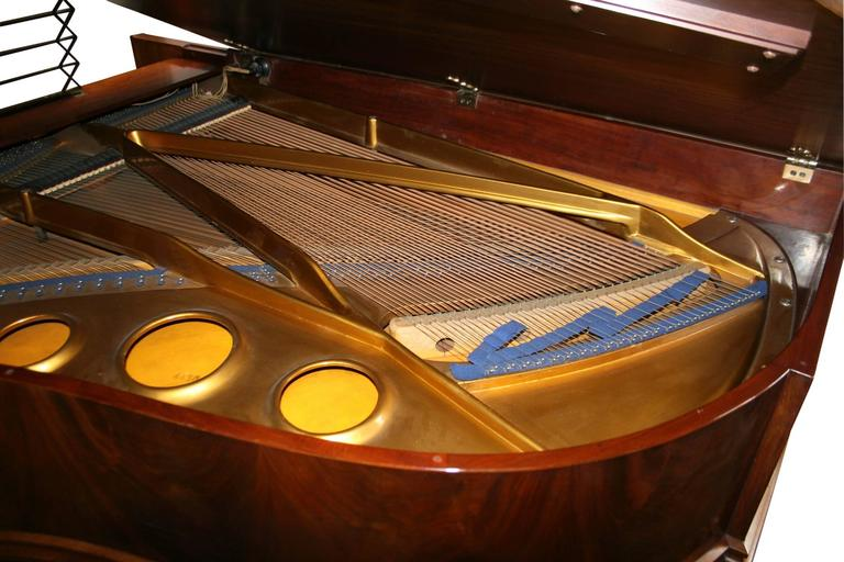 Architect Designed Grand Piano by Denmark's Leading Piano Maker Dated 1929 For Sale 1