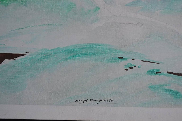 Japanese Landscape In Good Condition For Sale In London, GB