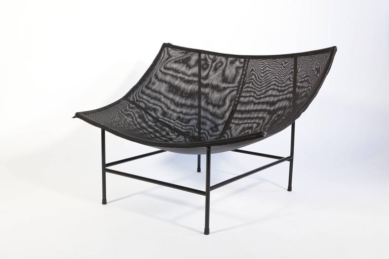 'Butterfly' Lounge Chair by Gerard van den Berg for Montis, circa 1980 7
