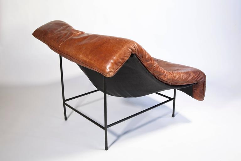 'Butterfly' Lounge Chair by Gerard van den Berg for Montis, circa 1980 8