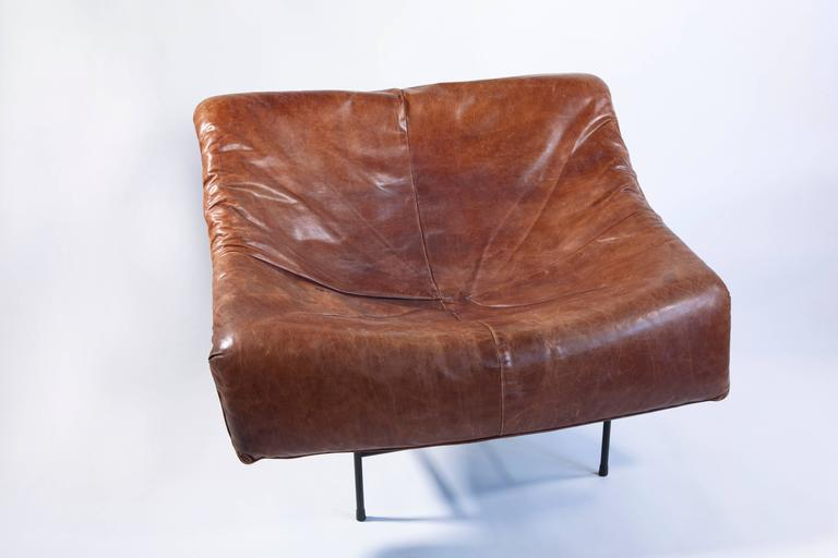 'Butterfly' Lounge Chair by Gerard van den Berg for Montis, circa 1980 3
