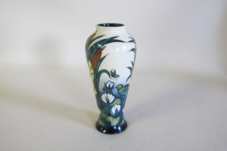 Moorcroft Modern Vase 1995 For Sale At 1stdibs
