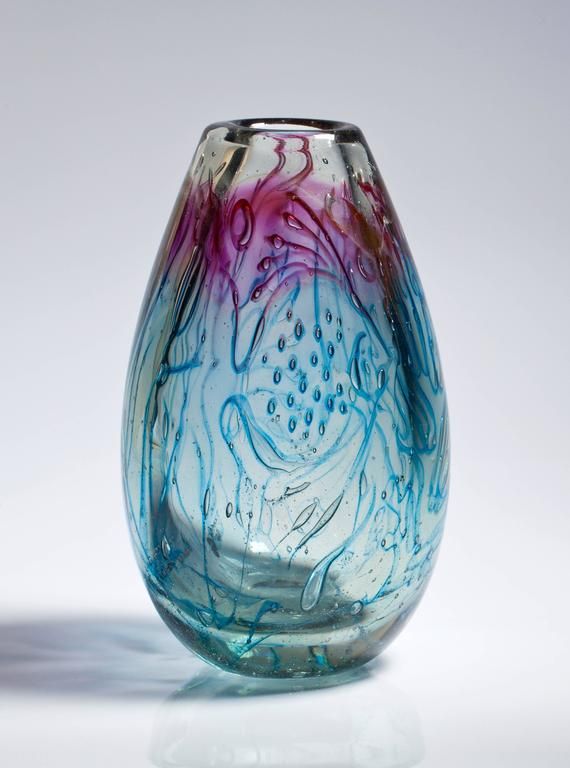 One-Off Masterpiece in Glass: Leerdam Unica by A.D. Copier, 1952 10