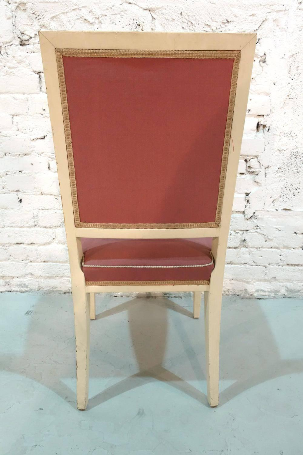 Bellevue palace chairs by carl heinz schwennicke for sale for Furniture in bellevue