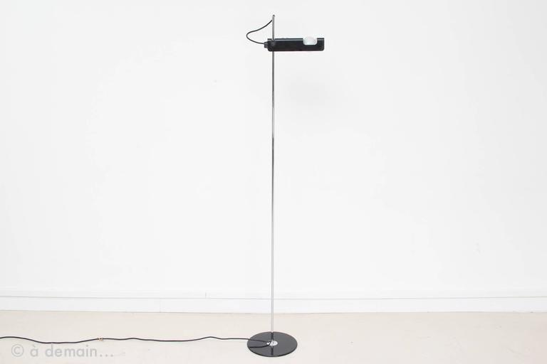 Spider Floor Lamp By Joe Colombo Edited By O Luce 1965 At 1stdibs