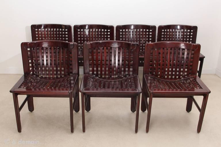 Beautiful italian dining room set from the early 1970s for for 1970 dining room set