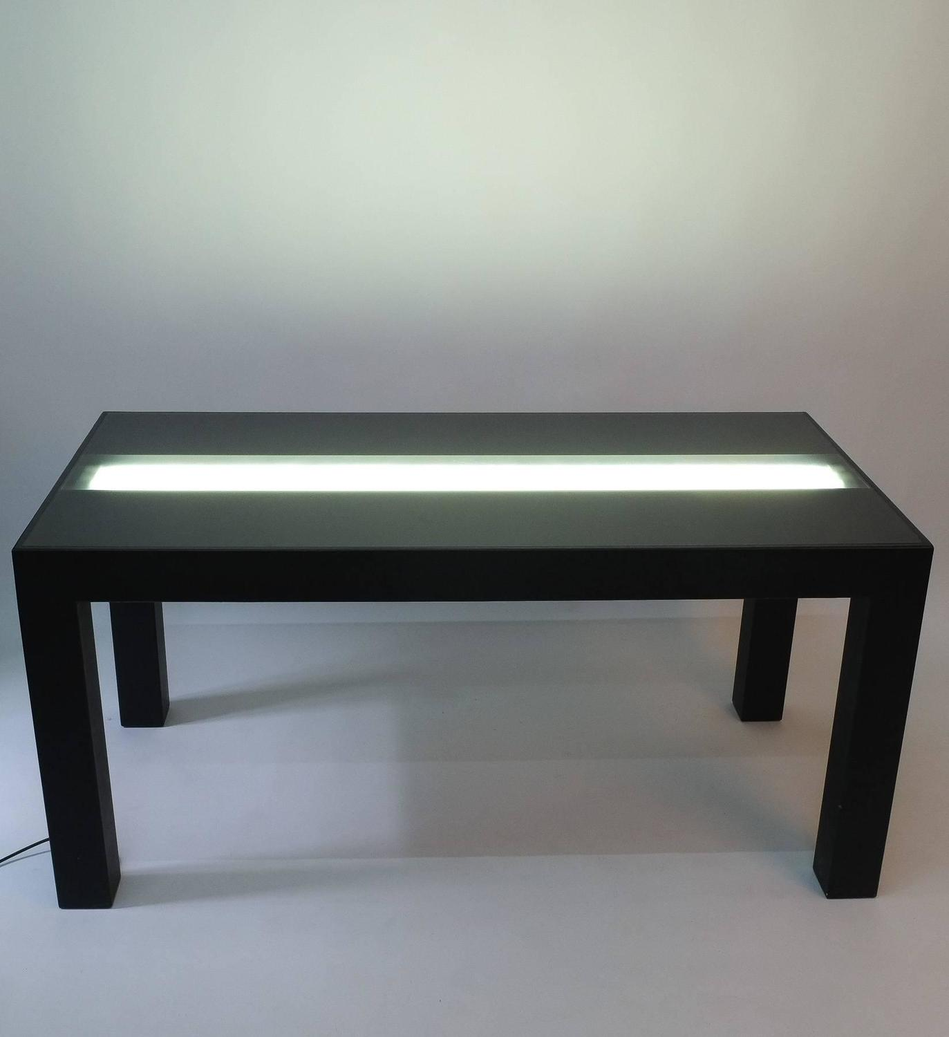 Illuminated Dining Table By Johanna Grawunder For Sale At