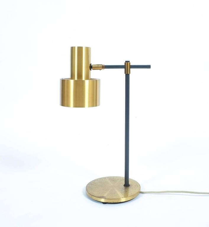 Lento, Table Lamp Designed By Jo Hammerborg For Fog And Mørup In 1967, Very
