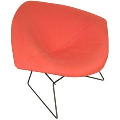 Harry Bertoia for Knoll Red Diamond Chair, 1960s