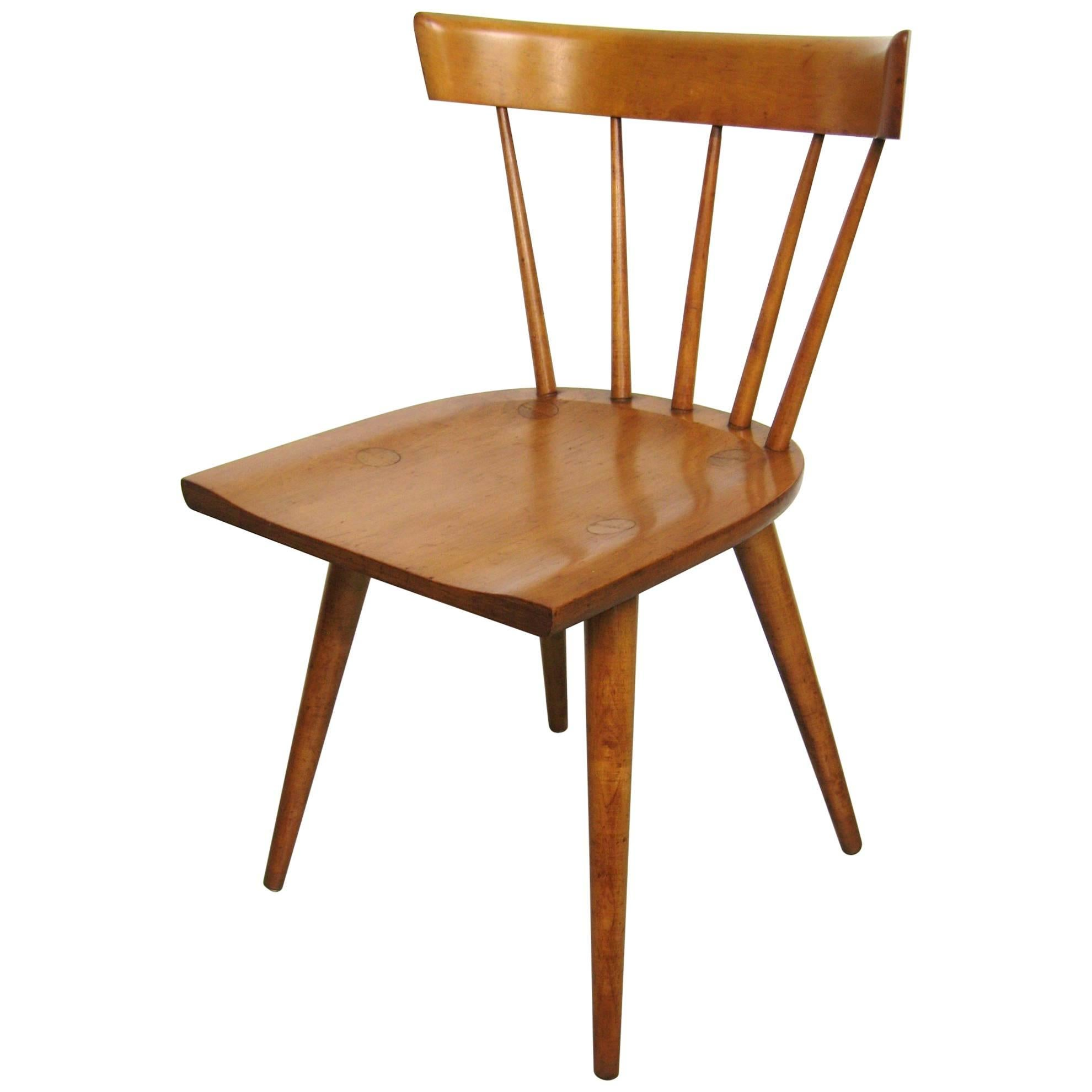 Paul McCobb Desk Dining Chair for Planner Group Winchendon Furniture
