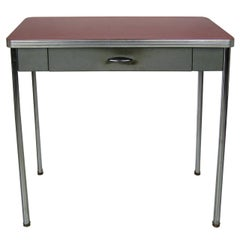 1930s Royal Metal Industrial Desk