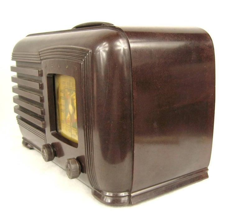 American Lone Ranger Vintage 1930s Pilot Bakelite Radio For Sale