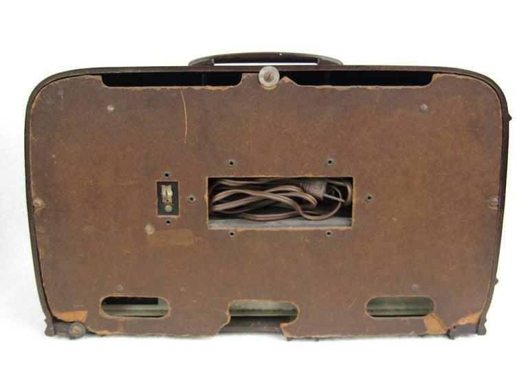 Lone Ranger Vintage 1930s Pilot Bakelite Radio For Sale 1