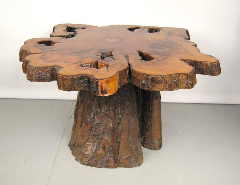 Natural Form Tree Slabtop And Stump Coffee Table For Sale. Concrete Round Dining Table. Quatrefoil Coffee Table. Dining Room Table Cloths. Office Drawer. Mission Table. Modular Storage Drawers. Massaging Desk Chair. Moroccan Dining Table