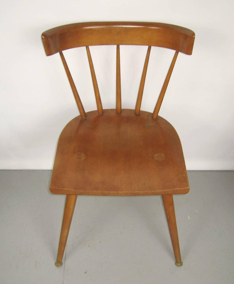 American Paul McCobb Dining Chairs for Planner Group, Set of Four For Sale