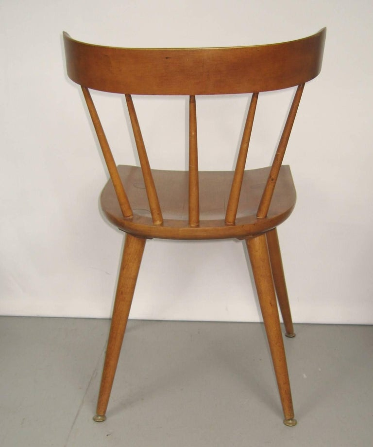 Mid-20th Century Paul McCobb Dining Chairs for Planner Group, Set of Four For Sale