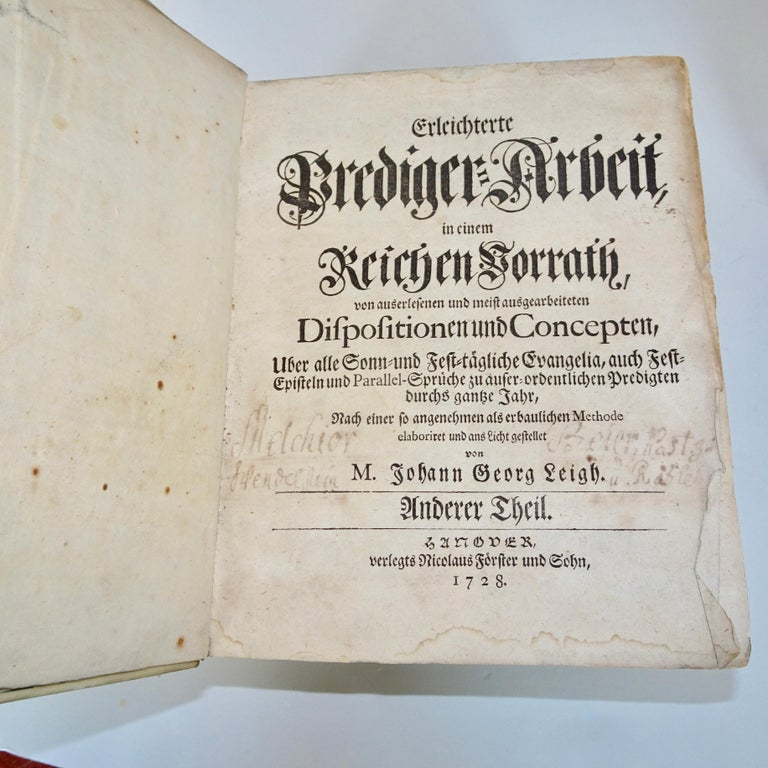 17th and 18th Century Collection of Four All Vellum Books  For Sale 3
