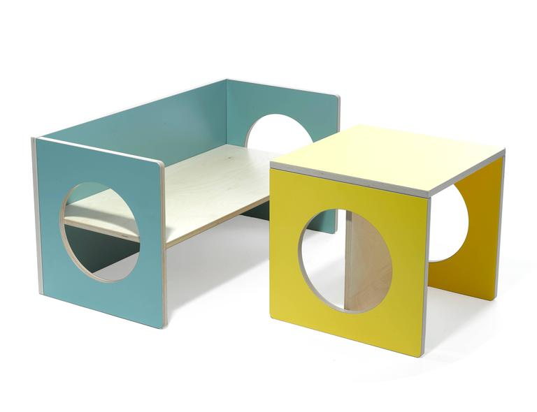 and better through cube benches design furnishings living blox bench