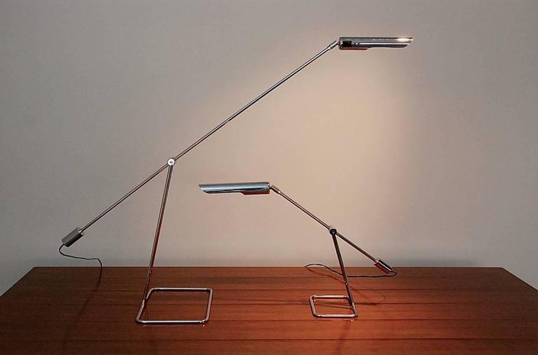abo renders desk lamp for sale at 1stdibs. Black Bedroom Furniture Sets. Home Design Ideas