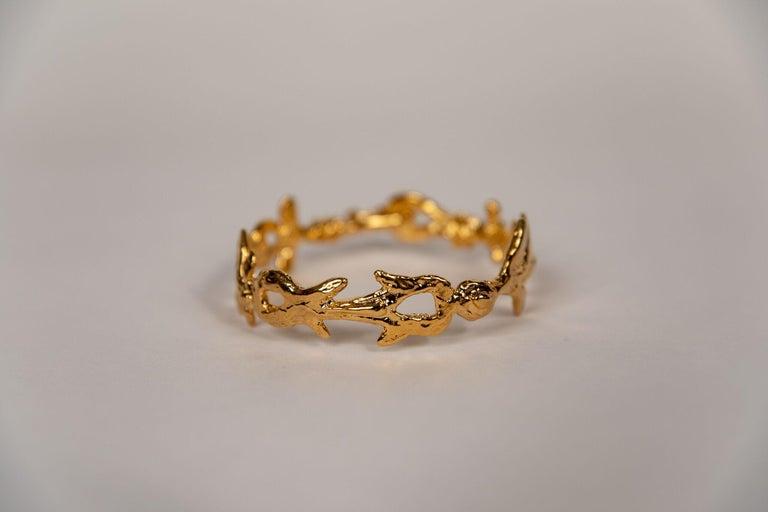 French Hook Bracelets by Franck Evennou, France, 2018 For Sale