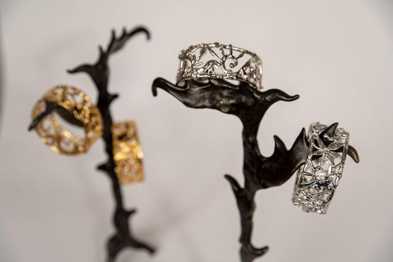 Contemporary Zoo Bracelet by Franck Evennou, France, 2018 For Sale