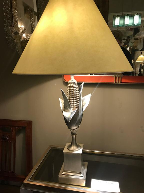 Pair of Lamps by Maison Charles, France, circa 1960 In Excellent Condition For Sale In New York, NY