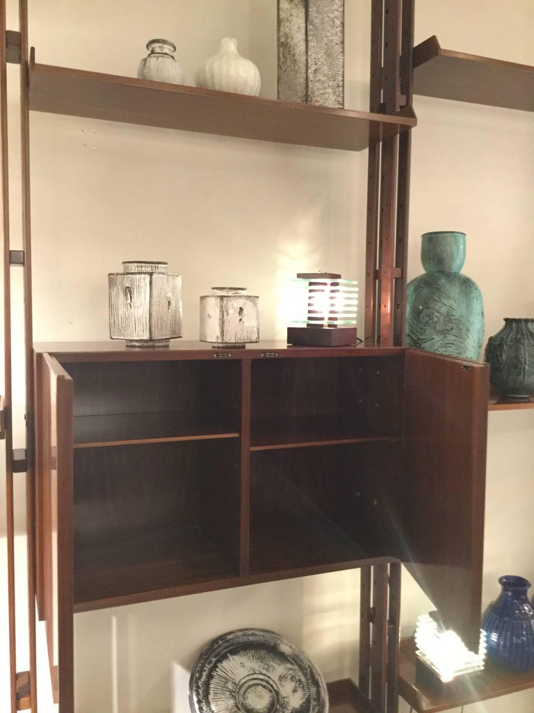 Bookcase by Franco Albini, Italy, 1957 In Good Condition In New York, NY