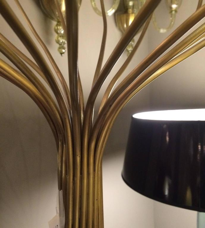 Mid-Century Modern Floor Lamp by Gino Sarfatti,  Italy, Arredoluce, circa 1950 For Sale