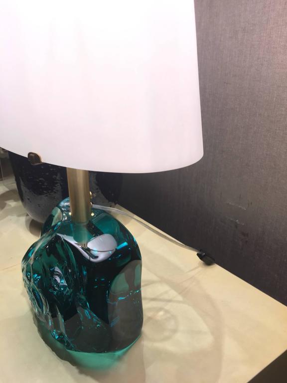 Pair of Lamps by Roberto Rida, Italy 2016 5