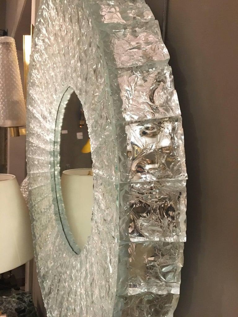Italian Single Mirror by Roberto Rida, Italy, 2016 For Sale
