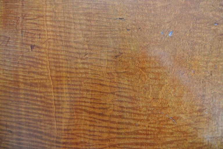 George III Mahogany Wine Table In Excellent Condition For Sale In Poole, GB