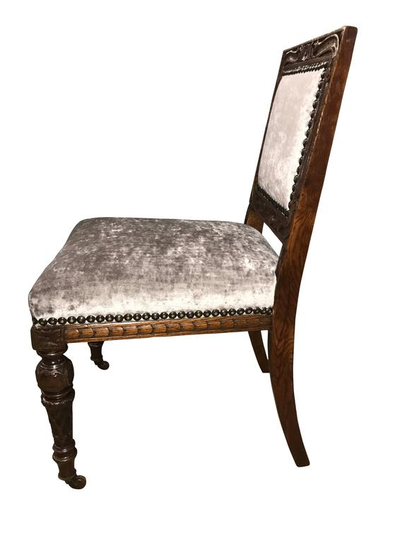 12 Gillows 19th Century Dining Chairs 3