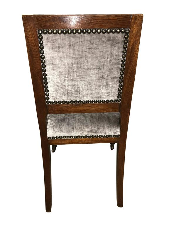 12 Gillows 19th Century Dining Chairs 5