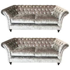 Handmade Chesterfield Sofas