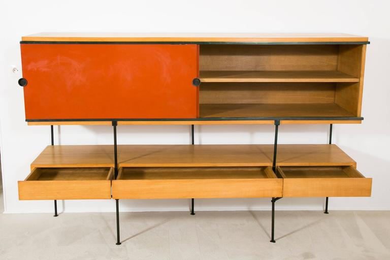 Maxime Old, Sideboard Composed by Two Parts, 1956 2