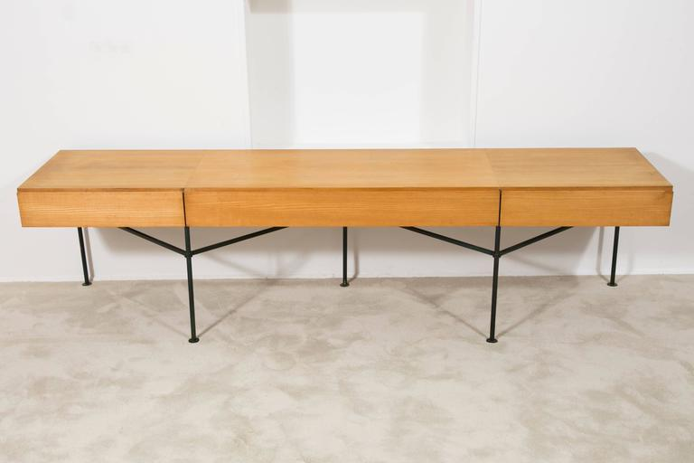 Maxime Old, Sideboard Composed by Two Parts, 1956 3