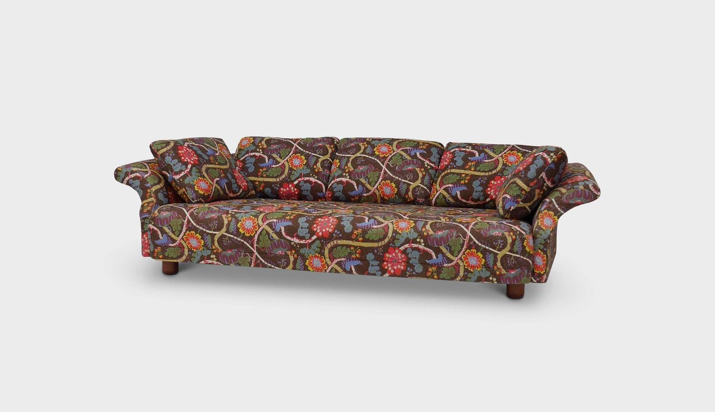 Superb Liljevalch Sofa By Josef Frank For Svenskt Tenn For Sale At 1stdibs Nice Design