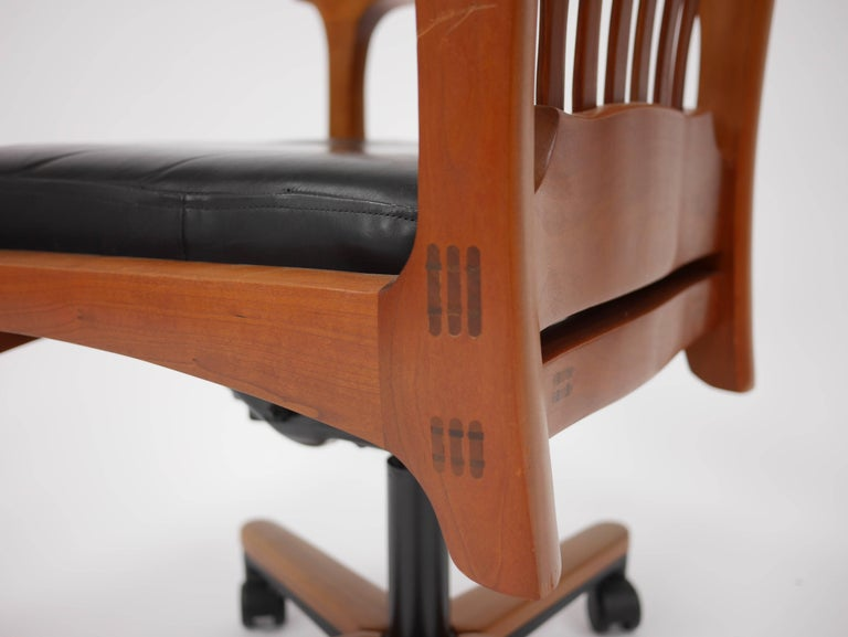 studio movement office chair attributed to john nyquist