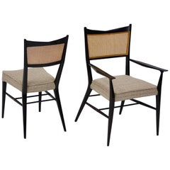 Set of Eight Paul McCobb Irwin Collection Dining Chairs