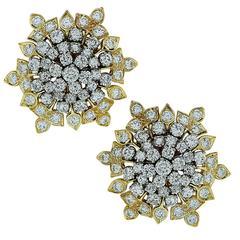 Webb 11.50 Carat Diamond Earrings