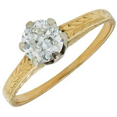.50 Carat  Diamond Engagement Ring