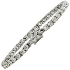 Tiffany & Co. Victoria Diamond Line Bracelet