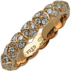 Fred of Paris Pain De Sucre Célébration Ring