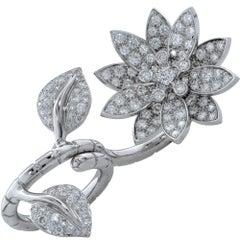 Van Cleef & Arpels Lotus Ring